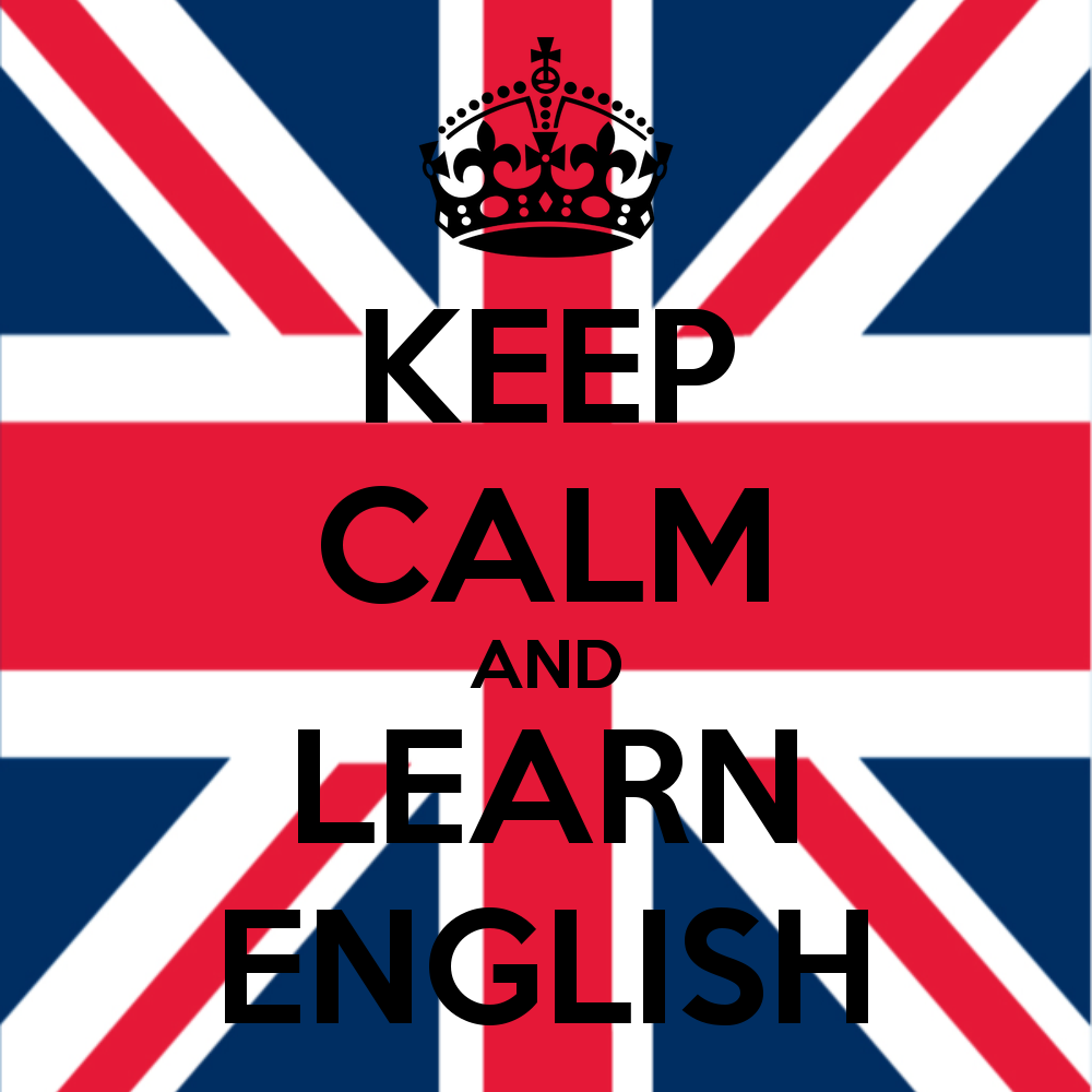 calm-english